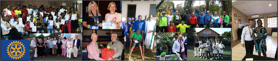 Rotary Club of Durban Umhlatuzana Collage